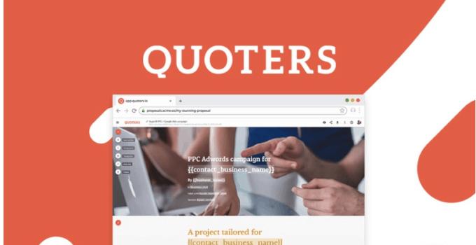 Quoters preventivo professionale