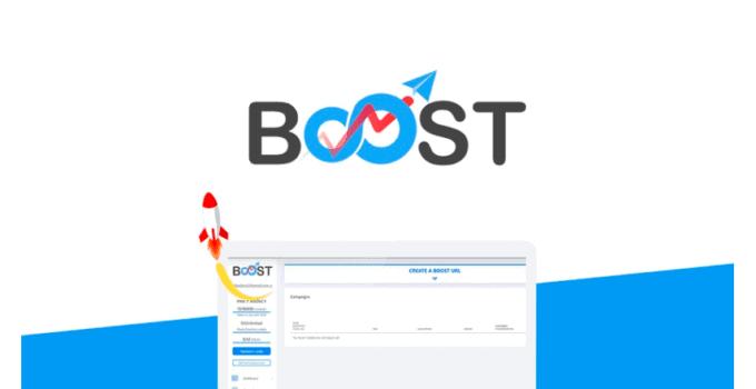 boost link logo