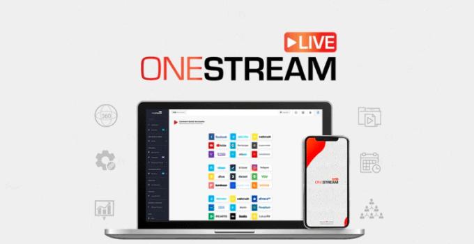 onestream live logo