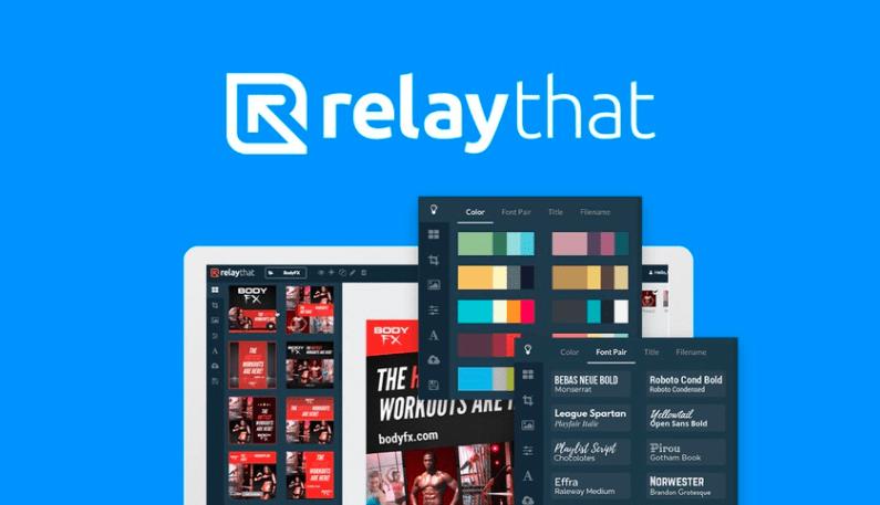 relaythat i migliori programmi di grafica